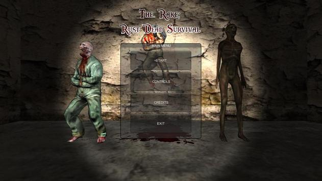 the rake rust dead survival apk download free action game for