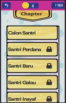 Santri Jaman Now screenshot 1
