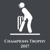Cricket Champions Trophy 2017 icon