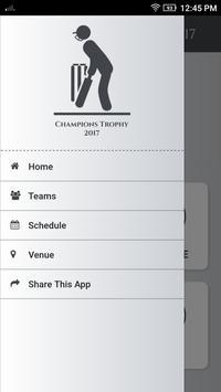 Cricket Champions Trophy 2017 apk screenshot