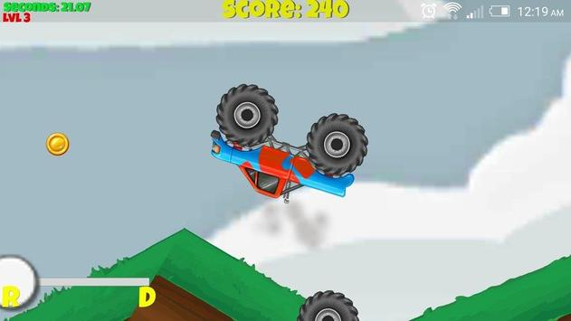 D.T.F. (Dude that Truck Flips) apk screenshot