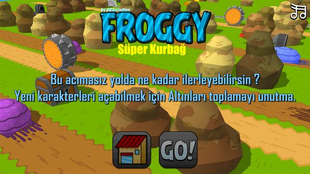 Froggy Jump poster