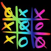 Tic Tac Toe - RGB icon