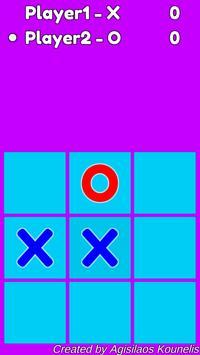 Tic Tac Toe - RGB apk screenshot