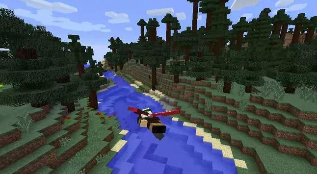 AIR Mod for Minecraft apk screenshot