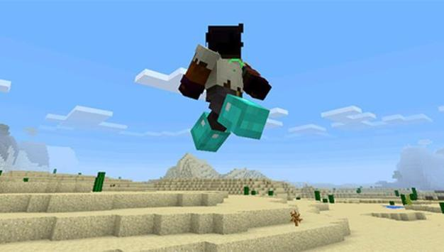 AIR Mod for Minecraft poster