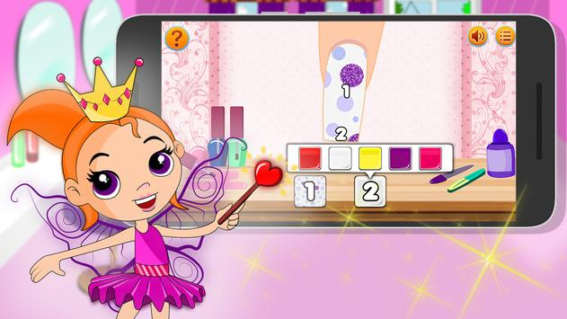 Fairy Salon Nail Art By Numbers For Android Apk Download