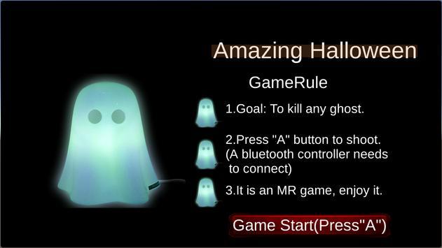 Amazing Halloween poster