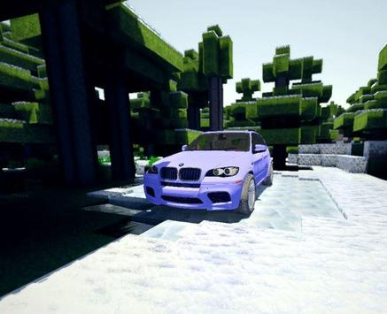 Car Mod For Minecraft poster