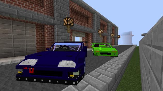 Car Mod For Minecraft screenshot 2