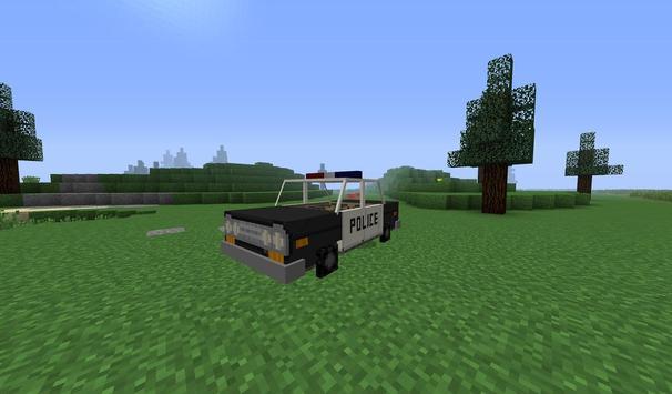Car Mod MCPE screenshot 2