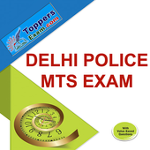 DELHI POLICE MTS EXAM icon