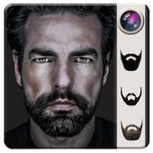 Beard man Photo Editor icon