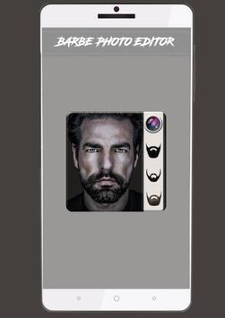 Beard man Photo Editor apk screenshot