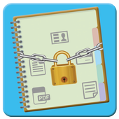 Notepad Secure 360 icon