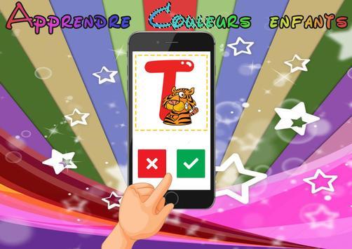 Learn colors Kids screenshot 3