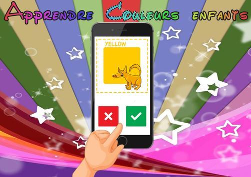 Learn colors Kids screenshot 1