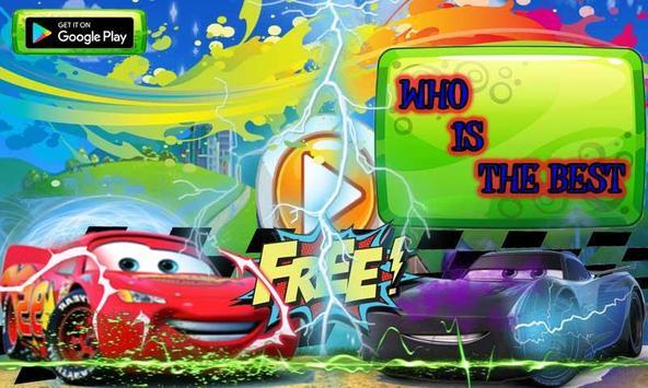 McQueen Hill Racing poster