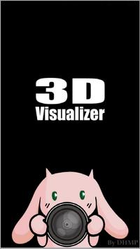 3D Visualizer poster