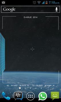 Satellite Cam Simulator Free Live Wallpaper poster