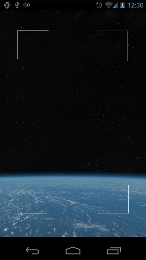 Satellite Cam Simulator Free Live Wallpaper for Android
