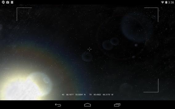 Satellite Cam Simulator Free Live Wallpaper apk screenshot
