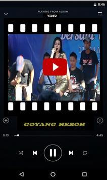 Video Dangdut Goyang Heboh screenshot 1