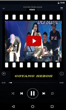 Video Dangdut Goyang Heboh screenshot 3