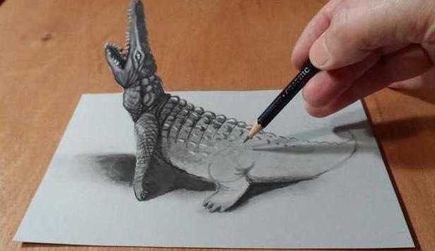 DIY 3D Drawing screenshot 11