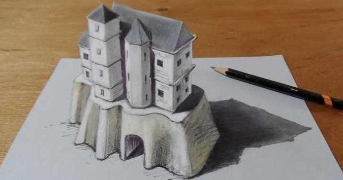DIY 3D Drawing screenshot 20