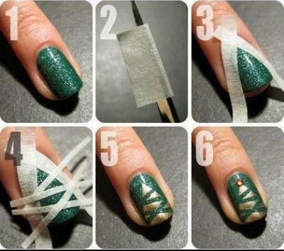 DIY Nail Art Design Ideas screenshot 5