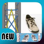 DIY New Shoelace Tutorial icon