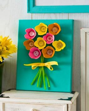 DIY Button Craft Ideas poster