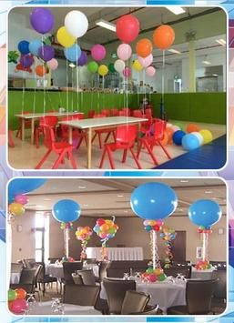 DIY Balloon Decoration Ideas poster