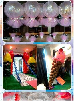 DIY Balloon Decoration Ideas screenshot 2