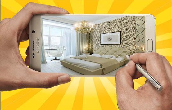 DIY Bedroom Decorating Plan apk screenshot