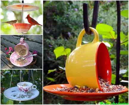 DIY Bird Feeder Design Ideas स्क्रीनशॉट 10