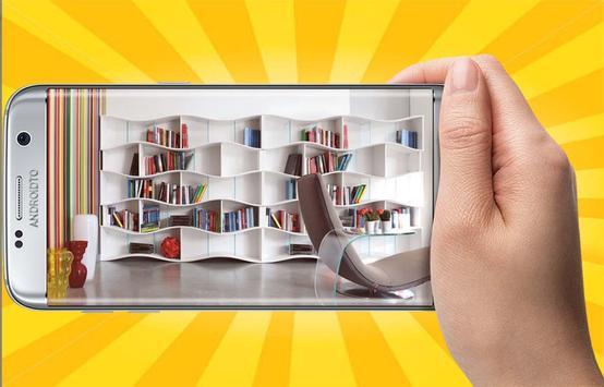 DIY Bookshelf Desing Ideas screenshot 7