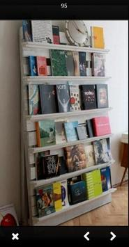 DIY Bookshelf Ideas screenshot 3