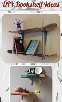 DIY Bookshelf Ideas screenshot 1