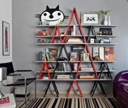 DIY Bookshelf Ideas screenshot 6