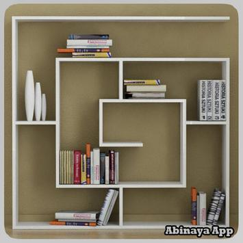 DIY Bookshelf Ideas screenshot 8