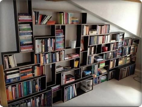 DIY Bookshelf Ideas apk screenshot