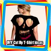 DIY Cut Up T-Shirt Ideas icon