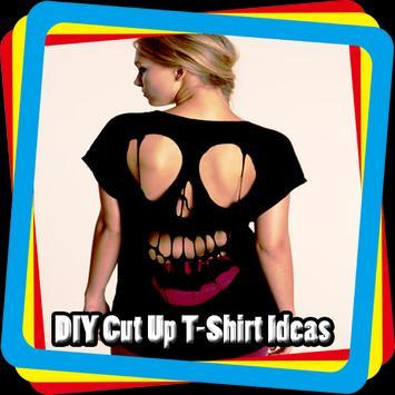 DIY Cut Up T-Shirt Ideas screenshot 4