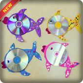 Easy DIY CD Craft Ideas icon