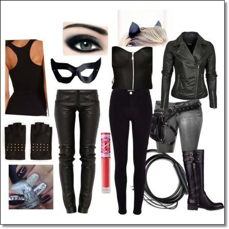 Diy Catwoman Costume Ideas For Android Apk Download