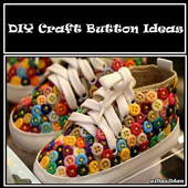 DIY Craft with Buttons icon