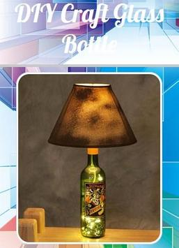 DIY Craft Glass Bottle poster