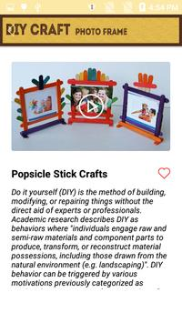 Diy craft photo frame step by step video descarga apk gratis diy craft photo frame step by step video captura de pantalla de la apk solutioingenieria Images